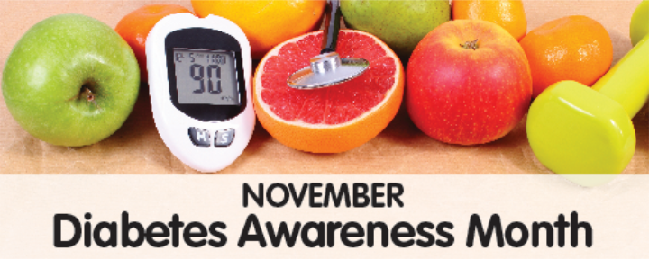 November Diabetes Awareness Month